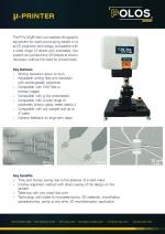 POLOS Micro Printer Datasheet
