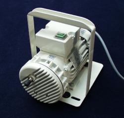 Can I hook up my existing vacuum pump?